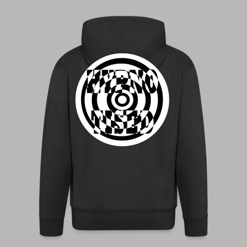 HYPNO-TISED - Men's Premium Hooded Jacket