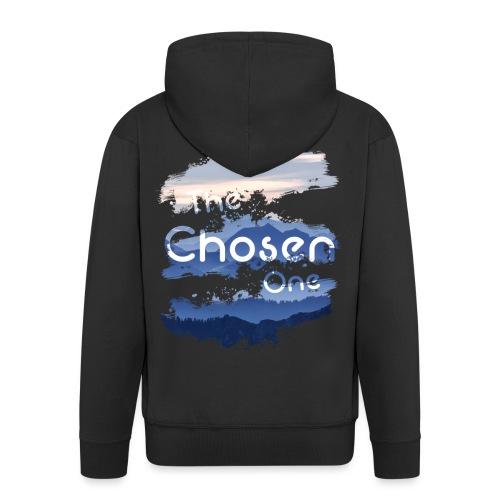 The Chosen One - Men's Premium Hooded Jacket