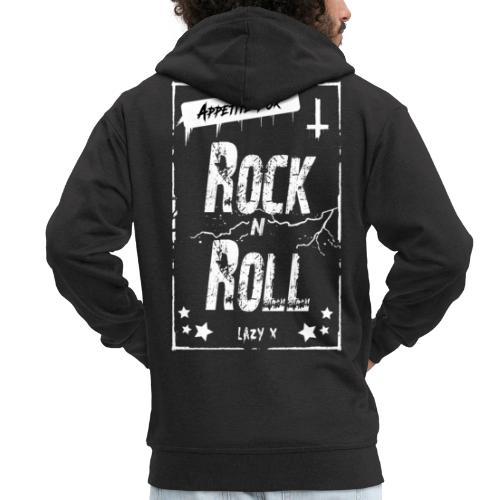 Appetite For Rock'n Roll - Premium Hettejakke for menn
