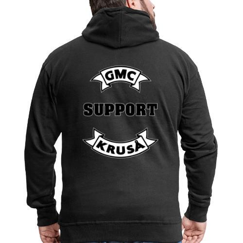 GMC SUPPORT - Herre premium hættejakke