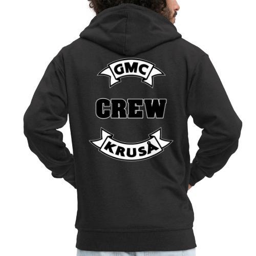 GMC CREWSHIRT - KUN FOR / CREW MEMBERS ONLY - Herre premium hættejakke