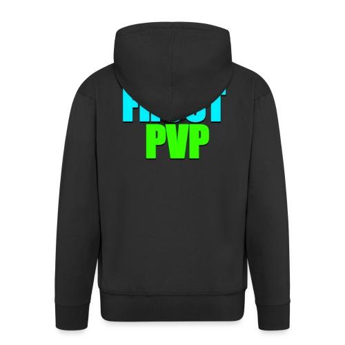 FrostPvP - Premium Hettejakke for menn