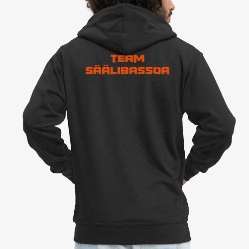 teamsäälibassoa - Men's Premium Hooded Jacket