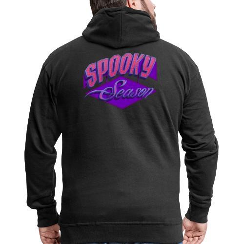 Spooky Season - Männer Premium Kapuzenjacke