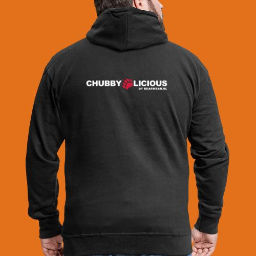 chubbyliciouc - Men's Premium Hooded Jacket