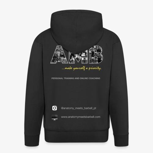 AMB - Men's Premium Hooded Jacket