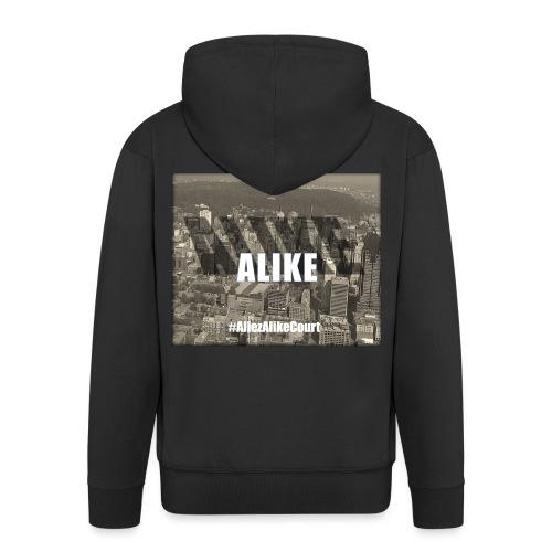 Alike City - Veste à capuche Premium Homme