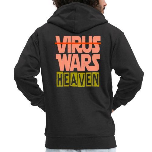 HEAVEN WARS - Veste à capuche Premium Homme