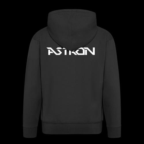 Astron - Men's Premium Hooded Jacket