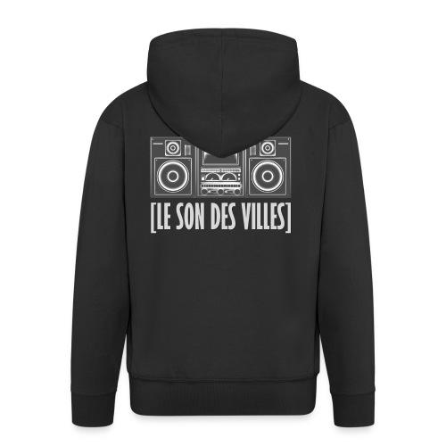 Ghetto blaster by LSDV - Veste à capuche Premium Homme