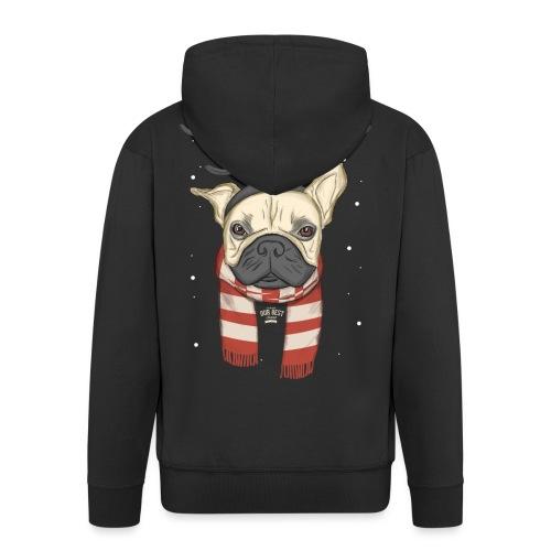 Bully Weihnacht - Männer Premium Kapuzenjacke