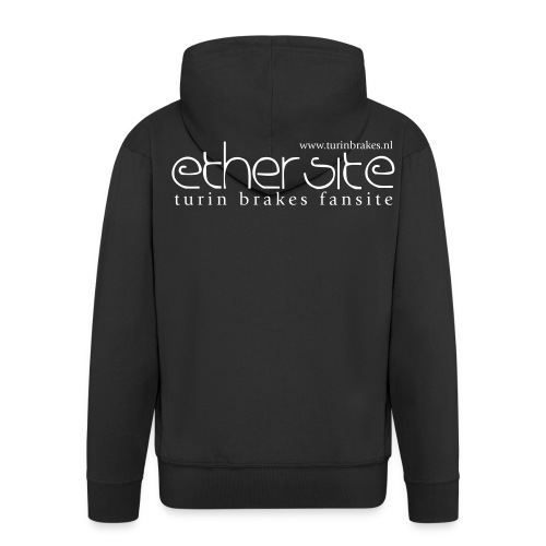 etherwb - Men's Premium Hooded Jacket