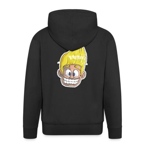 Vegle Head - Men's Premium Hooded Jacket