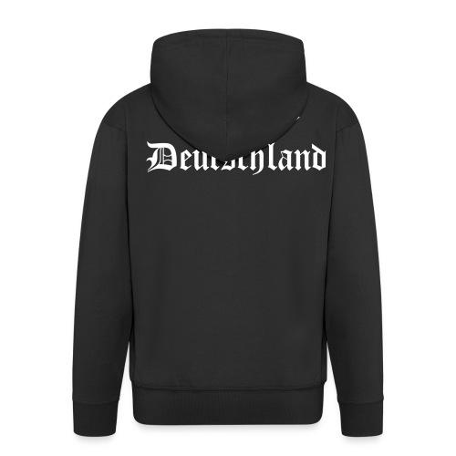 divisiondeutschland - Männer Premium Kapuzenjacke