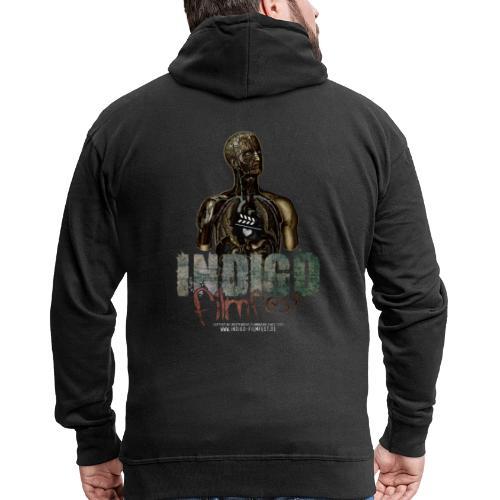 IFVII - INDIGO filmfest 7 - Anatomie - Männer Premium Kapuzenjacke