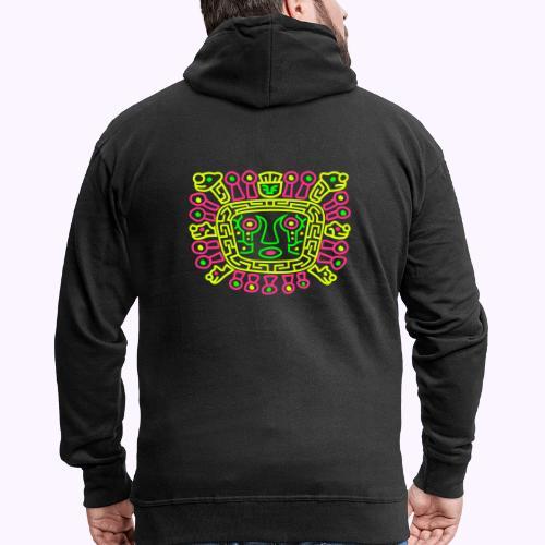 Viracocha - Chaqueta con capucha premium hombre