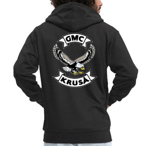 Kun GMC-medlemmer! - Kun for / kun til FULLMEMBER! - Herre premium hættejakke