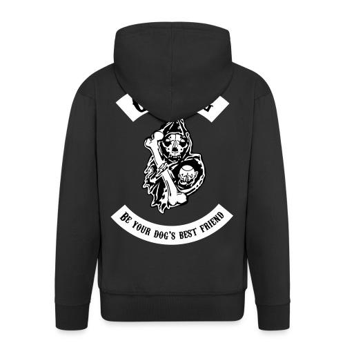McDog - Men's Premium Hooded Jacket