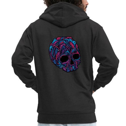 Despair - Men's Premium Hooded Jacket