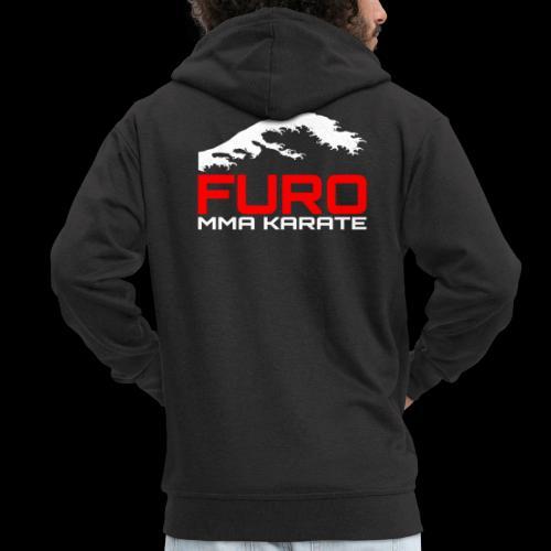 Furo MMA Karate - Teamkleidung - Männer Premium Kapuzenjacke