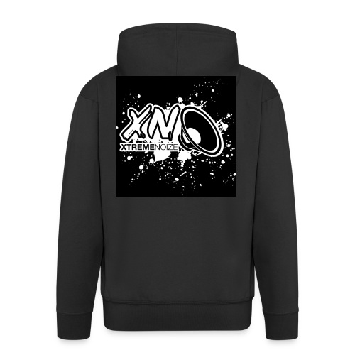 xn logo final3 - Männer Premium Kapuzenjacke