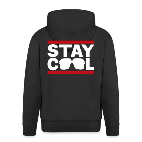 Stay Cool √ - Herre premium hættejakke
