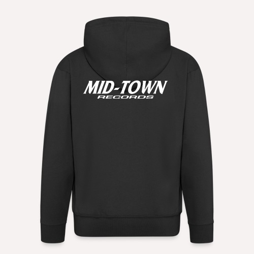 Midtown - Men's Premium Hooded Jacket