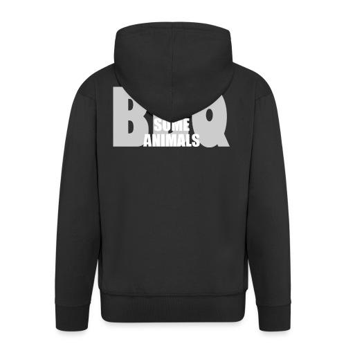 BBQ - Männer Premium Kapuzenjacke