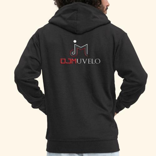 Djmlogo - Men's Premium Hooded Jacket