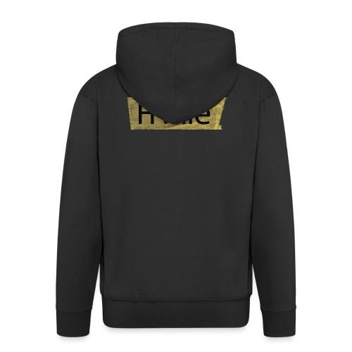 home in africa - Männer Premium Kapuzenjacke