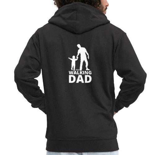 The walking dad - Veste à capuche Premium Homme