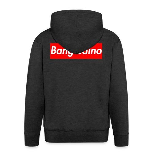 Bangladino - Felpa con zip Premium da uomo