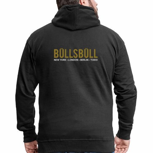 Büllsbüll - Männer Premium Kapuzenjacke