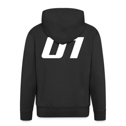 U1-Kollektion - Männer Premium Kapuzenjacke