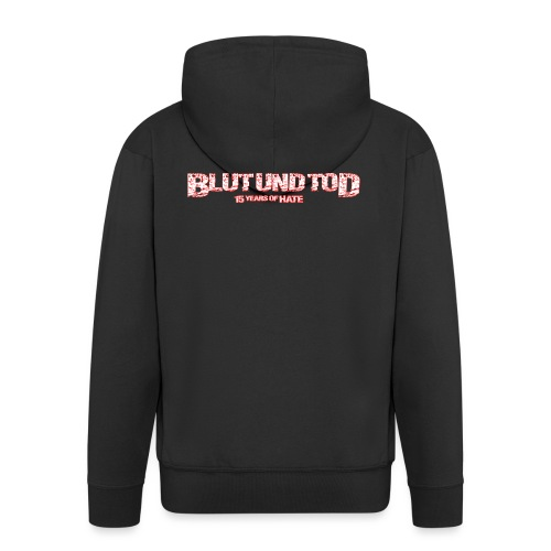 BUTLOGO - Men's Premium Hooded Jacket
