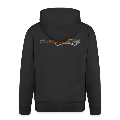 TR n logo png2 - Men's Premium Hooded Jacket
