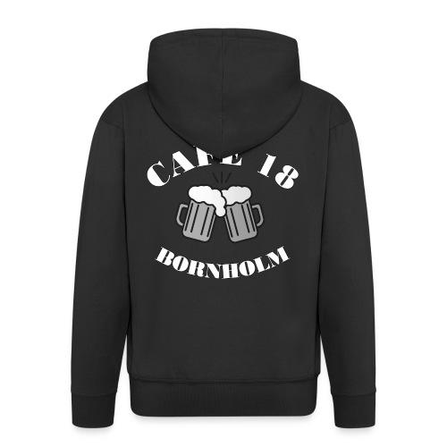 Cafe 18 BW - Herre premium hættejakke