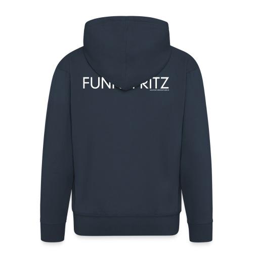 Funnyfritz EDM - Männer Premium Kapuzenjacke