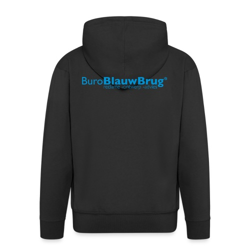bbb_logo2015 - Men's Premium Hooded Jacket