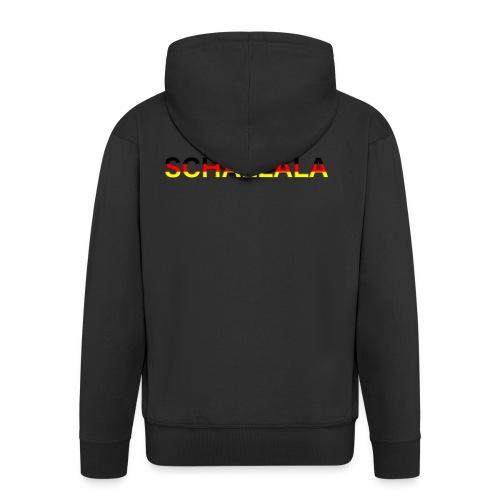 Schallala - Männer Premium Kapuzenjacke