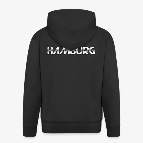 Metalkid Hamburg - Männer Premium Kapuzenjacke