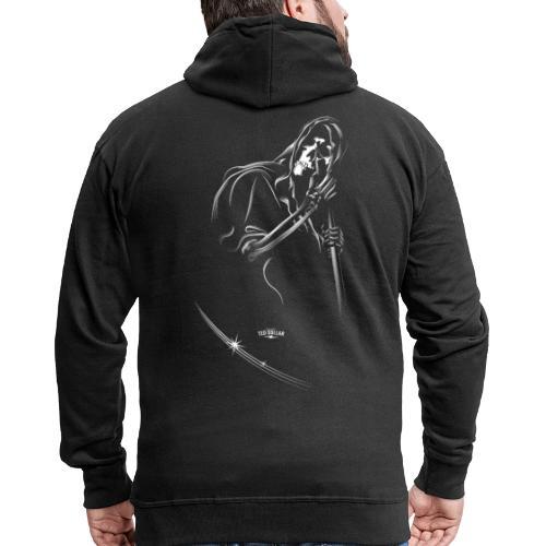 The Death - Veste à capuche Premium Homme