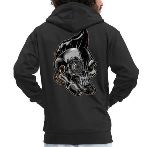 Nareku logo - Men's Premium Hooded Jacket