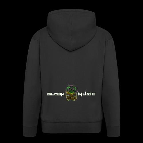 GloOm Music Tree - Men's Premium Hooded Jacket