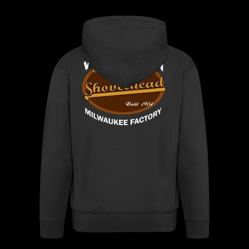 Milwaukee Shovelhead - Männer Premium Kapuzenjacke