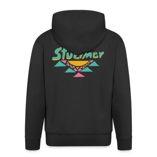 Stuermer Arizona Eistee Edition T-Shirt - Männer Premium Kapuzenjacke