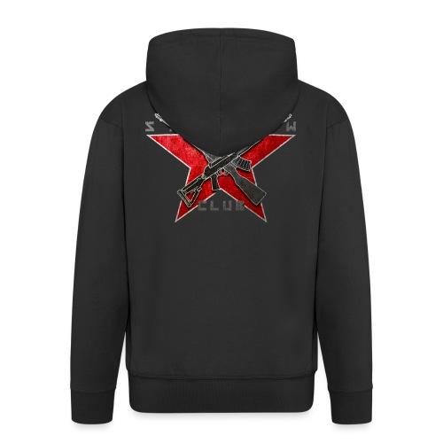 SKS Simonow Club - Männer Premium Kapuzenjacke