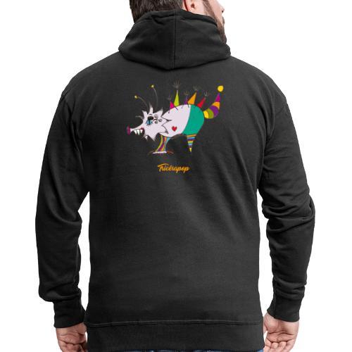 Tricérapop - Veste à capuche Premium Homme