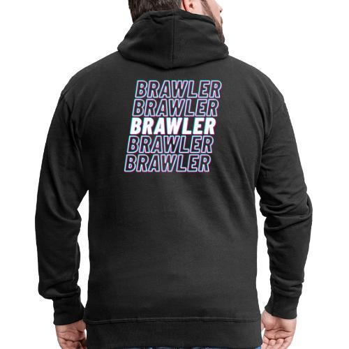00264 Brawler multiple stars - Chaqueta con capucha premium hombre