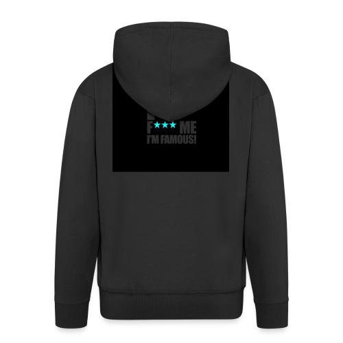 I Love FMIF Badge - Veste à capuche Premium Homme